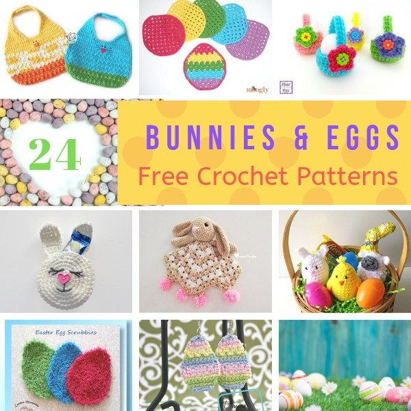Finds – Bunnies & Eggs for Easter and Spring