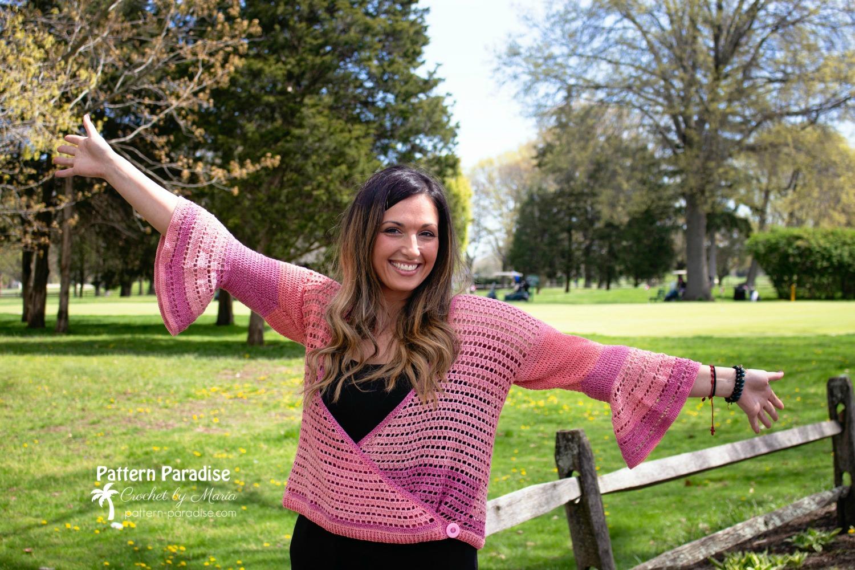 Julia Cardi Sweater