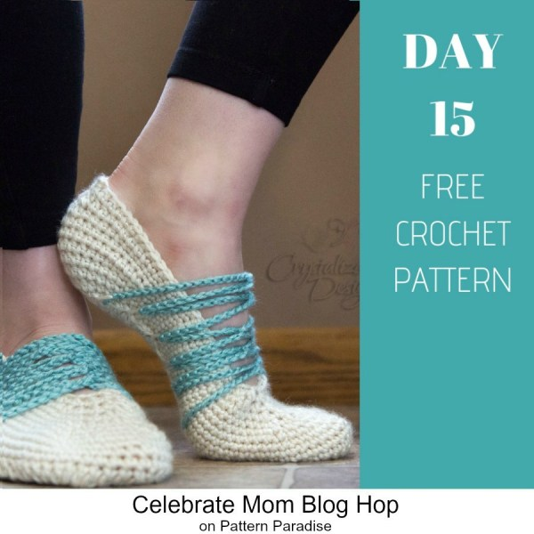 2019 Celebrate Mom Blog Hop – Day 15 Branwen Slippers