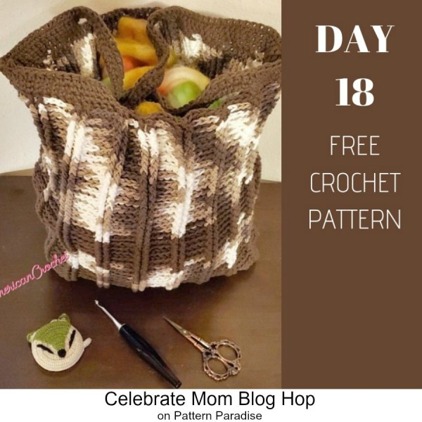 2019 Celebrate Mom Blog Hop – Day 18 Smores Tote Bag