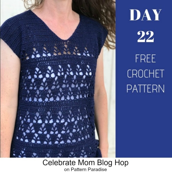 2019 Celebrate Mom Blog Hop – Day 22 Lunar Lace Tunic
