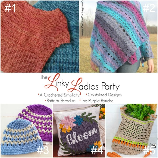 Linky Ladies Community Link Party #158