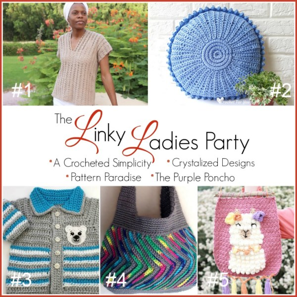 Linky Ladies Community Link Party #161