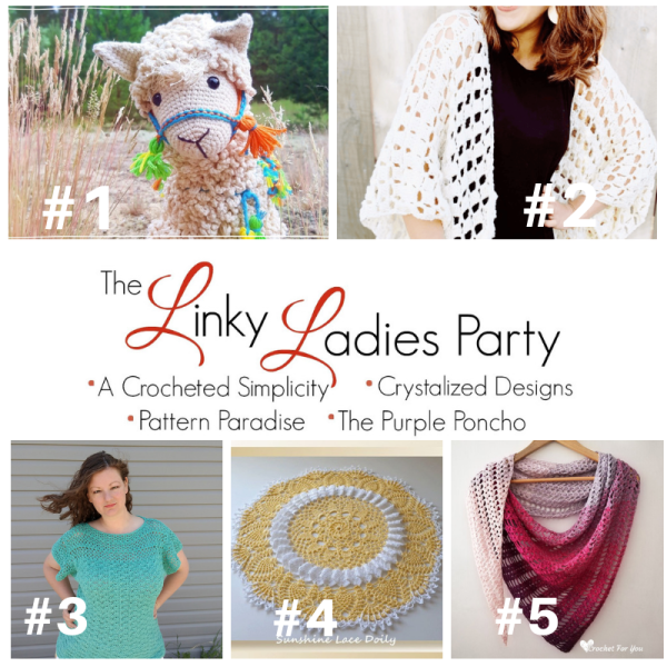 Linky Ladies Community Link Party #165