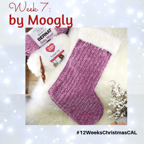 2019 Christmas Blog Hop – Velvet and Fur Christmas Stocking