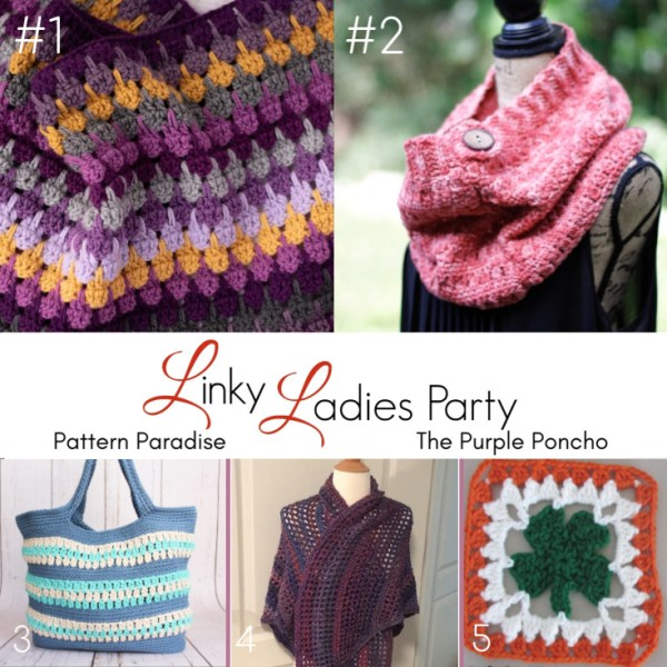 Linky Ladies Community Link Party #176