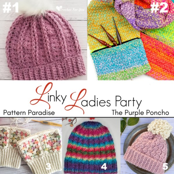 Linky Ladies Community Link Party #180