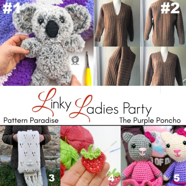 Linky Ladies Community Link Party #181