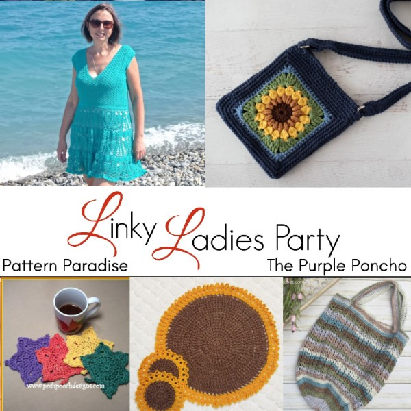 Linky Ladies Community Link Party #194
