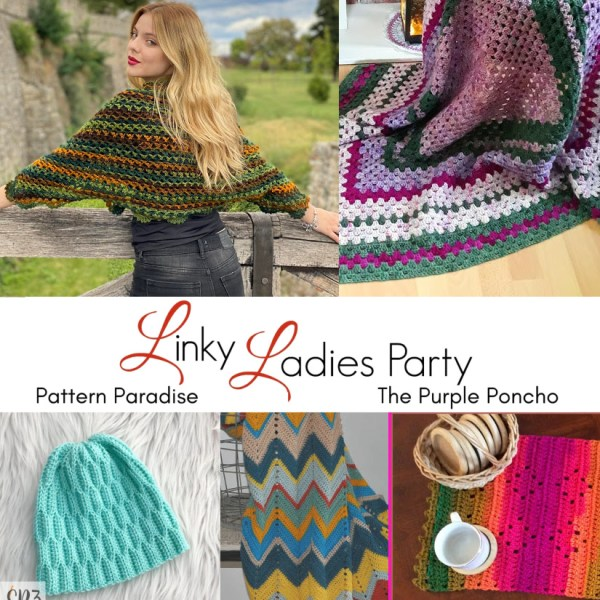 Linky Ladies Community Link Party #197