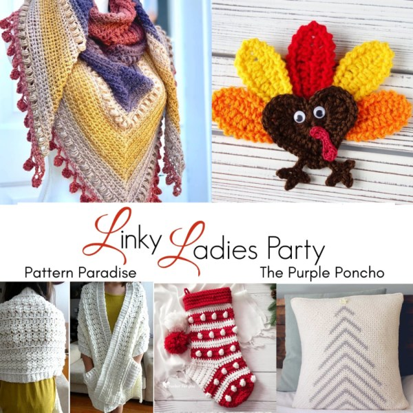 Linky Ladies Community Link Party #198