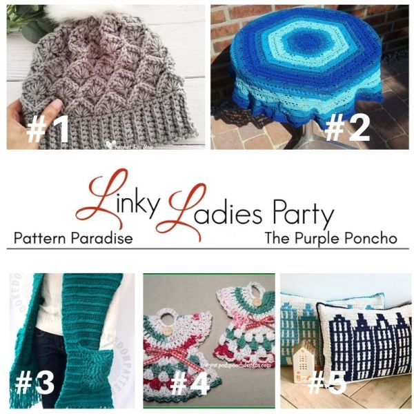 Linky Ladies Community Link Party #201