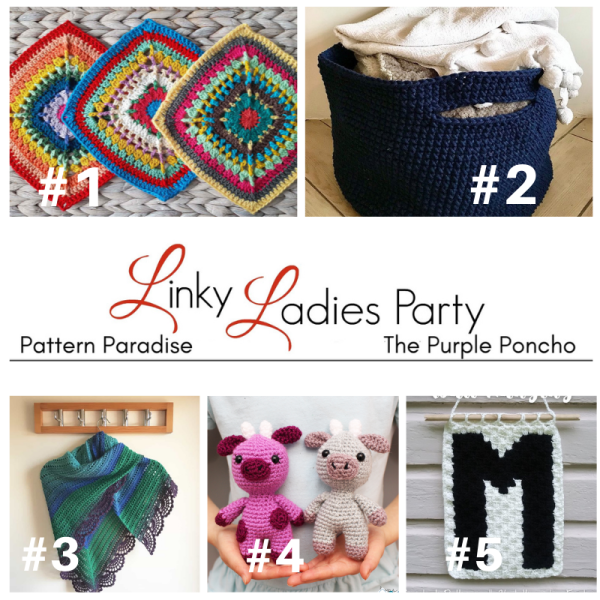 Linky Ladies Community Link Party #205