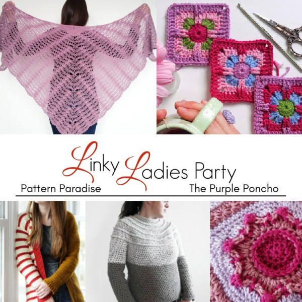 Linky Ladies Community Link Party #207
