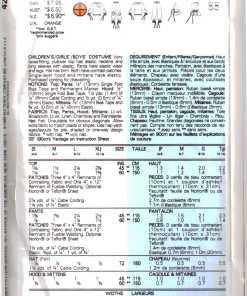 Butterick 4287 Y 1