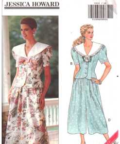 Butterick 5310 Y A