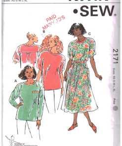 Kwik Sew 2171 Y