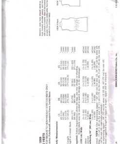 Kwik Sew 3269 1