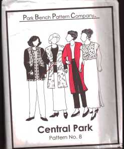 Park Bench Pattern Co 8