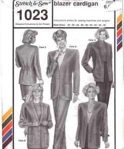 Stretch Sew 1023