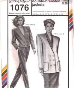 Stretch Sew 1076