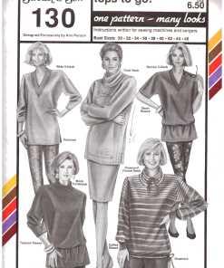 Stretch Sew 130 Y