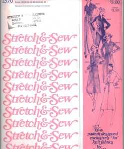 Stretch Sew 1570 Y