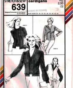 Stretch Sew 639