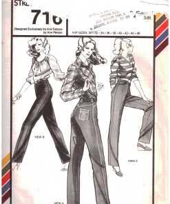 Stretch Sew 716 Y