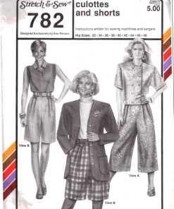 Stretch Sew 782