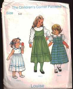 The Children's Corner Pattern 77
