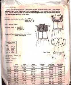 The Childrens Corner Pattern 78 1