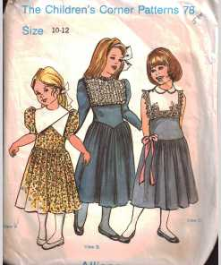 The Childrens Corner Pattern 78
