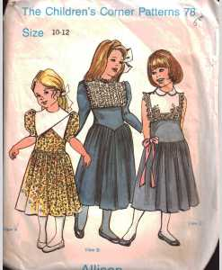 The Children's Corner Pattern 78