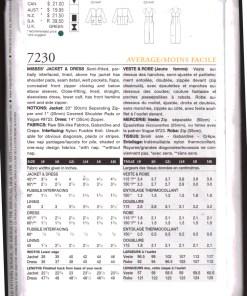 Vogue 7230 A 1