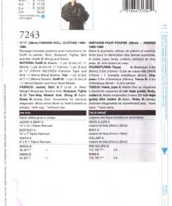 Vogue 7243 1