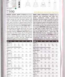Vogue 7390 1