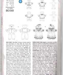 Vogue 8098 1 1