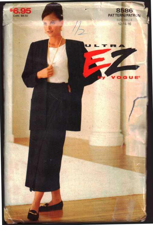 Vogue 8586
