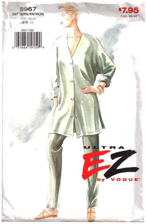 Vogue 8967 A