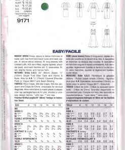 Vogue 9171 1