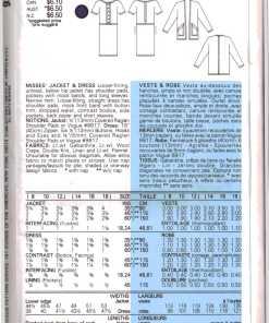 Vogue 9349 1