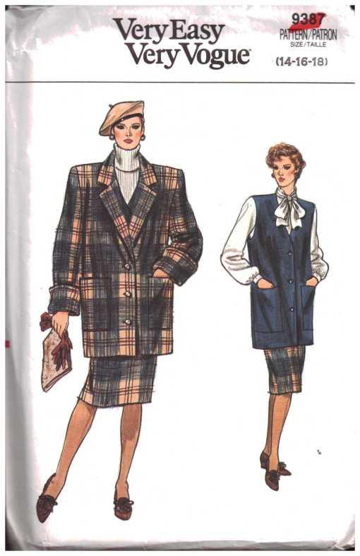 Vogue 9387