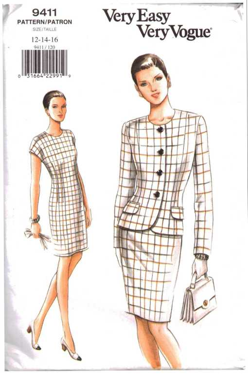 Vogue 9411