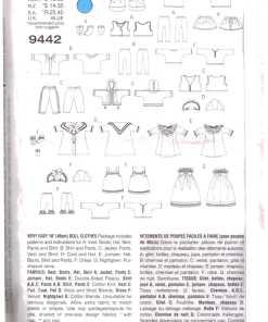 Vogue 9442 1