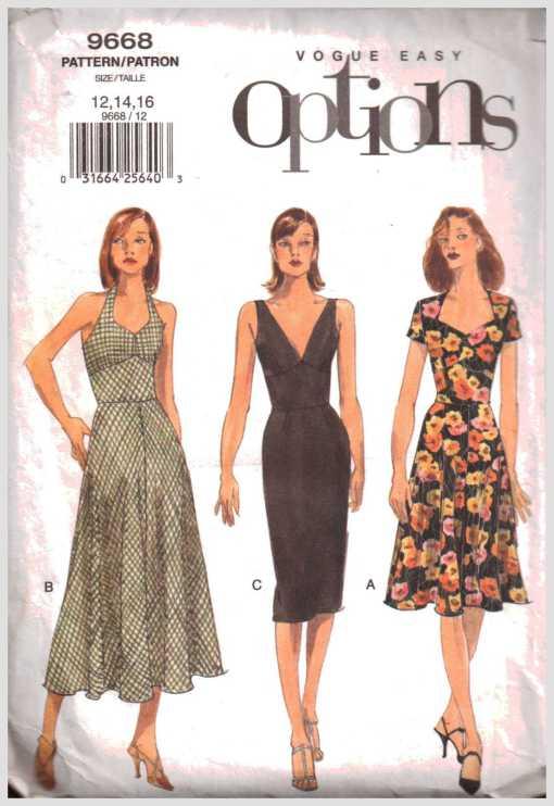 Vogue 9668