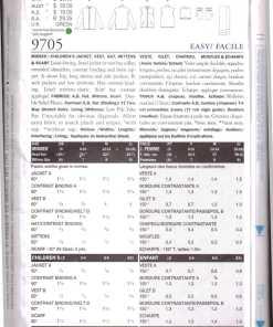 Vogue 9705 1