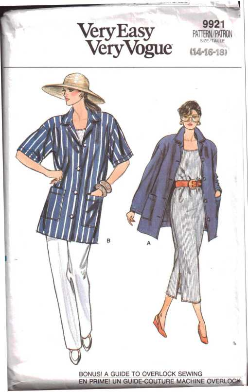 Vogue 9921