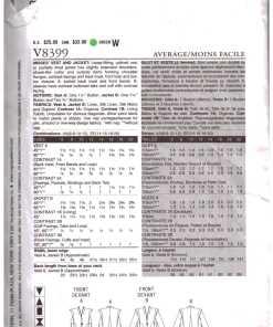 Vogue V8399
