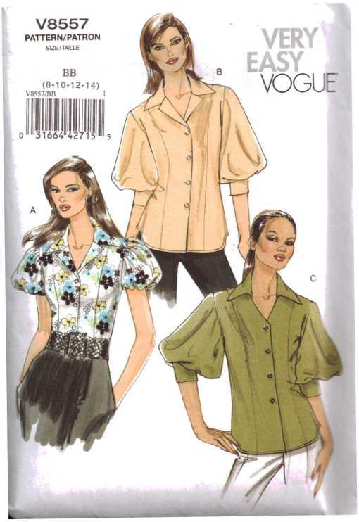Vogue V8557 G